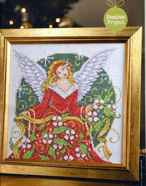 Image ©Cross Stitcher   Issue 205     Design ©Joan A. Elliott