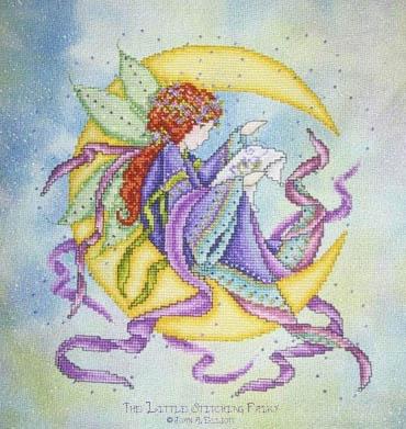Stitching Fairy
